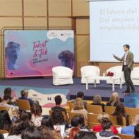 "Vuelve ""Talent & Job"" a la Universidad de La Laguna para hablar sobre comunicación con Teresa Baró"