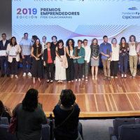 La Fundación Fyde CajaCanarias hizo entrega de sus Premios Emprendedores en su 23ª edición