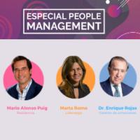 Mario Alonso Puig, Marta Romo y el Dr. Enrique Rojas serán los protagonistas del Foro Nueva Economía, Nueva Empresa que se centrarán en el desarrollo de las personas en las organizaciones