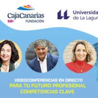 La Fundación CajaCanarias y la Universidad de La Laguna celebran una nueva edición del Foro Universitario Talent and Job