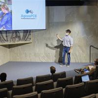 La empresa AgnosPCB y la Asociación de Acción Sanitaria, Social y Educativa GIRO han sido los galardonados con los Premios Emprendedores Fyde CajaCanarias 2021